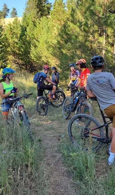 Pattee Canyon – New to me trails