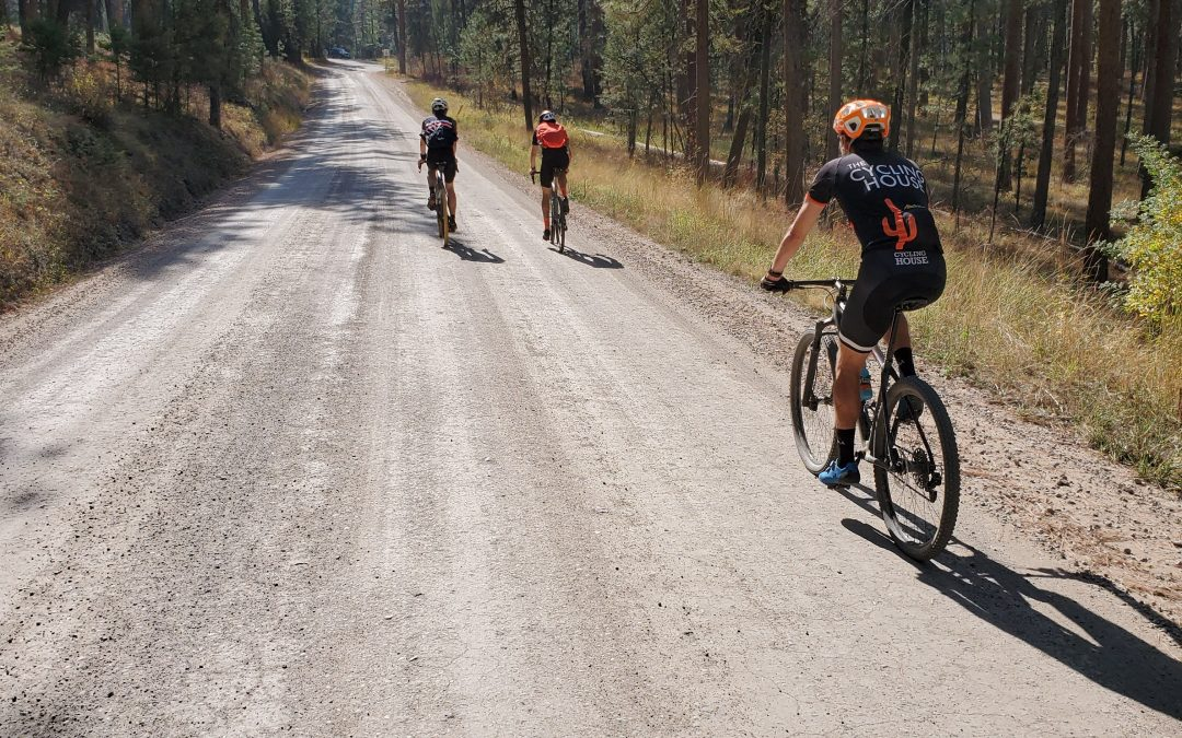 Deer Creek Sneak – Missoula Gravel Ride