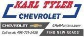Karl Tyler Chevy logo