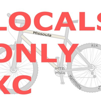 Locals Only XC – Mountain Bike Race